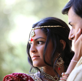 Private Photoshoot of Indian Bride and Groom