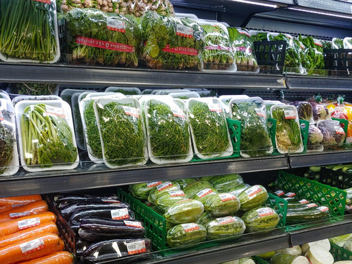 4 Reasons Why You Should Sell Well-packed Fresh Vegetables