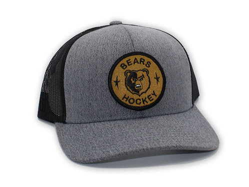 Golden Bears Patch Hat