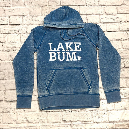 Minnesota Lake Bum