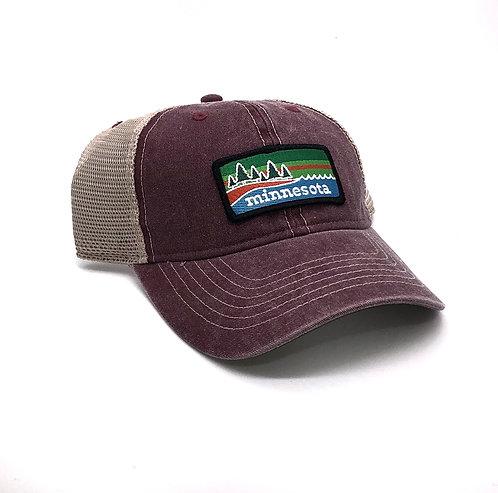 Minnesota Outdoor Unstructured Hat
