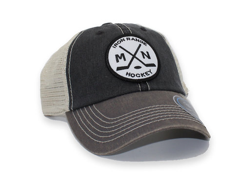 Iron Range Hockey Relaxed Hat