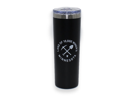 Land of 10k Miners Tumbler