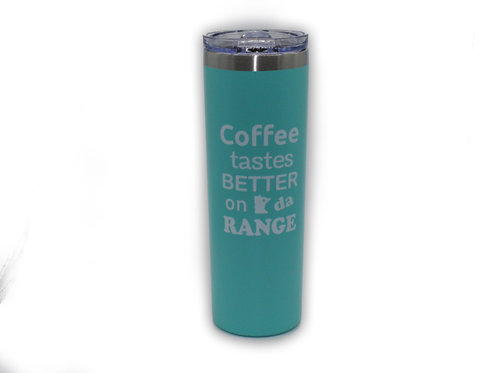 Coffee on da Range Tumbler