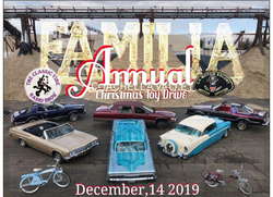 FAMILIA COACHELLA VALLEY ANNUAL TOY DRIVE 2019