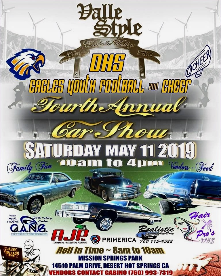 Valle Style 4th Annual Car Show