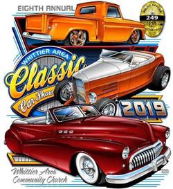 Whittier Area Car Show 2019