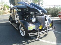 Reality L.A Car Club Car Show