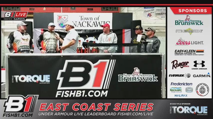 ECS#1 | Day 2 TOP 10 -  B1 East Coast Series LIVE from Nackawic, New Brunswick