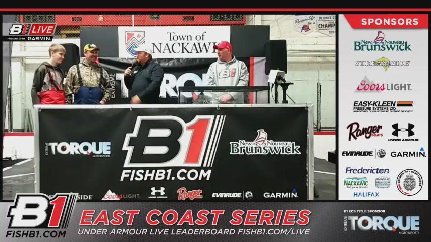 Day 1 Garmin Livestream of Round #1 B1 East Coast Series