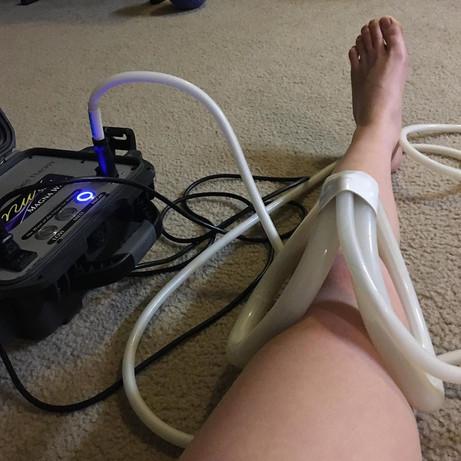 Kelly Magna Wave Knee Pain