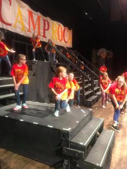camp rock platform kids
