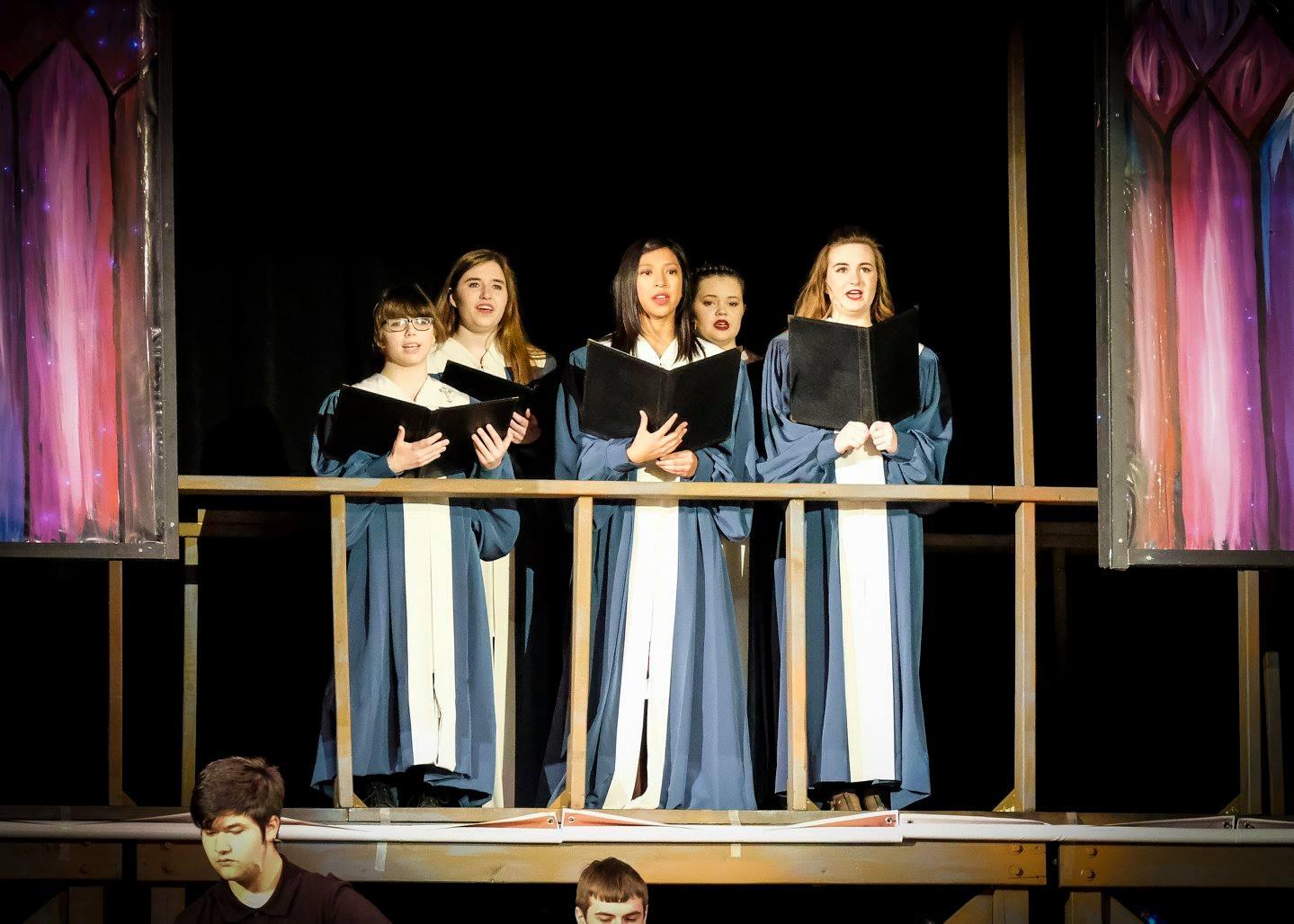 footloose choir