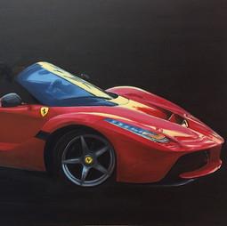 Ferrari. Commission