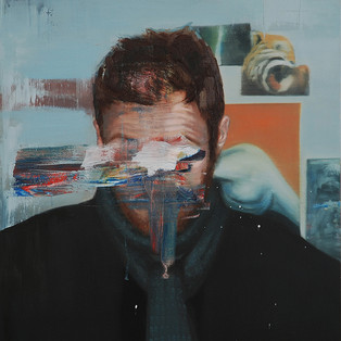 Studio Visitor, 2015. Sold