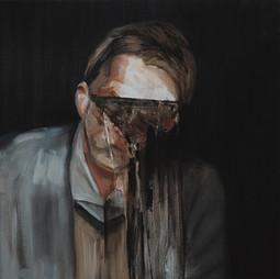 Weeping man, 2014. Sold
