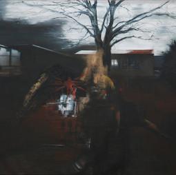 Lovelock Oak, 2016. Sold