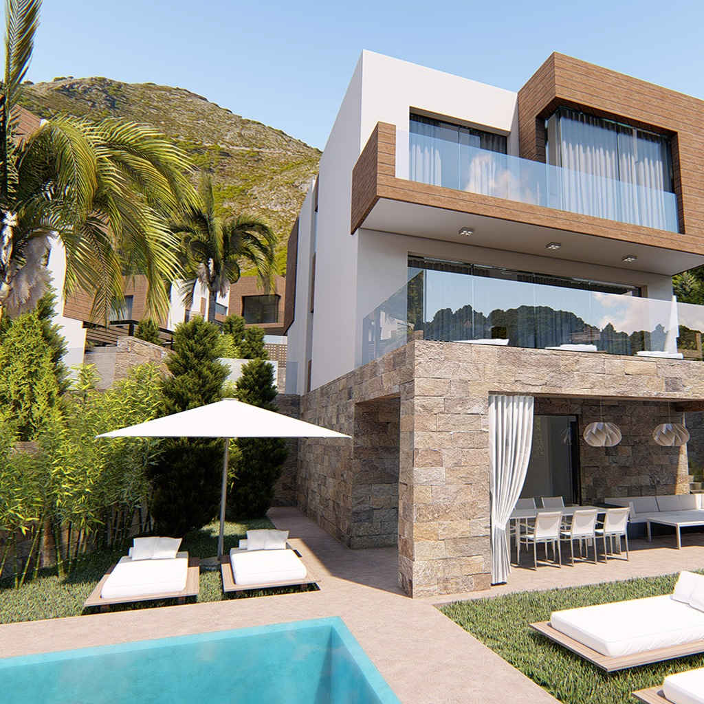 Mijas Pueblo from €725,000