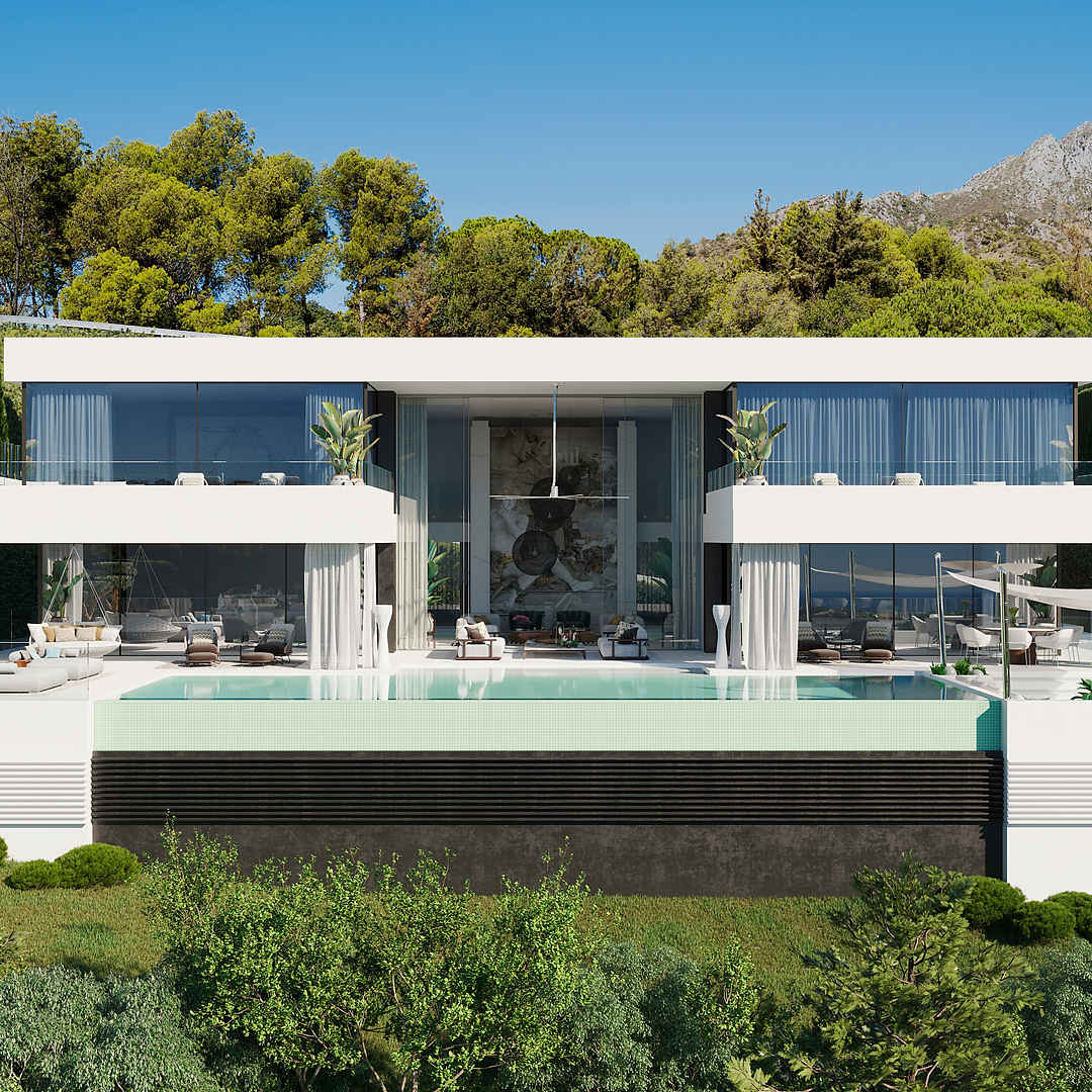 Luxury Contemporary Villa from €8,495,000