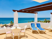 TERRACE OF APARTMENT COSTA DEL SOL