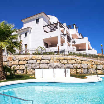 Sea & Golf Views from €209,000
