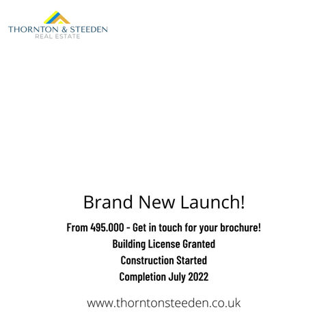 Another exciting new development...