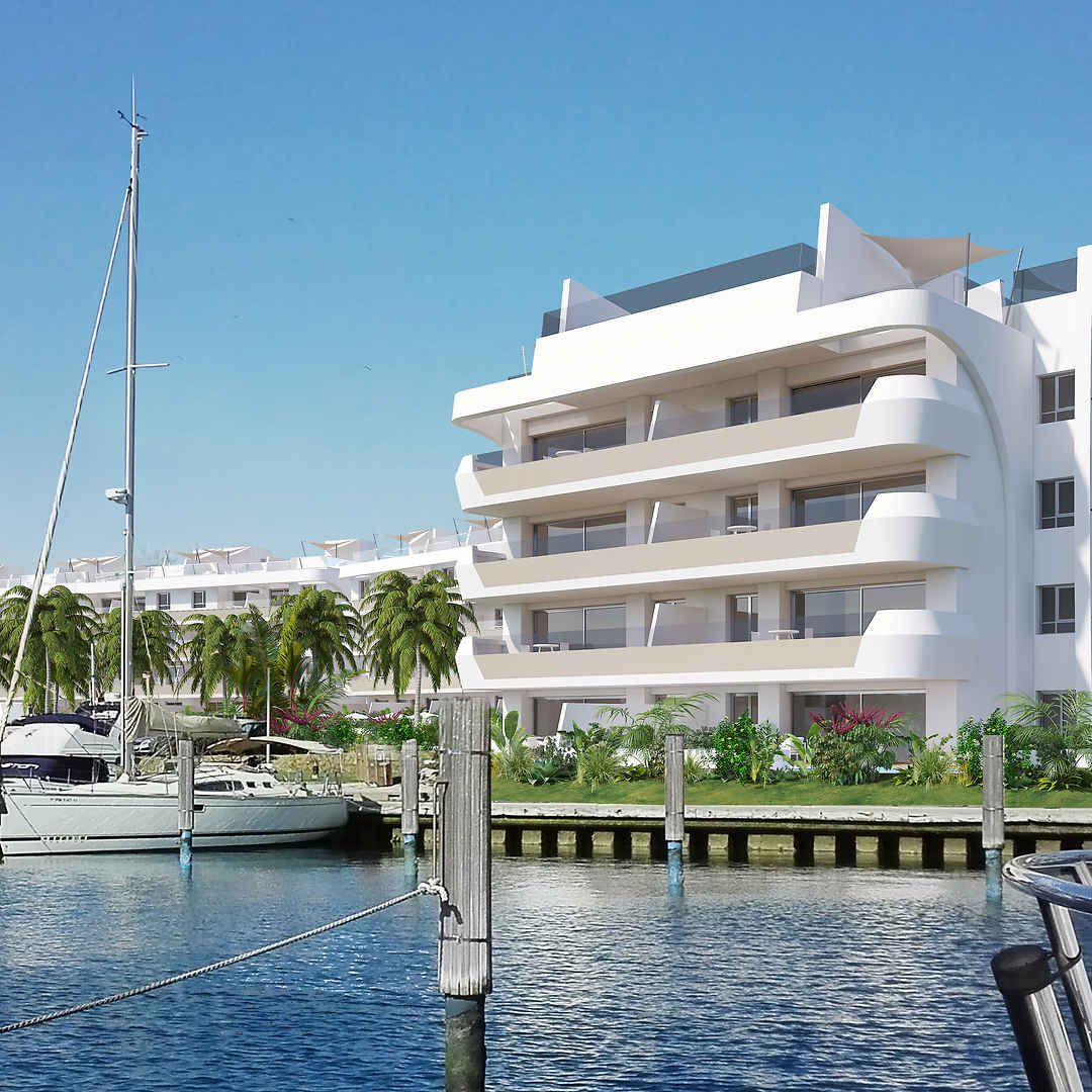 Sotogrande Marina from €342,000