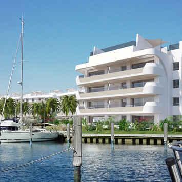 Sotogrande Marina from €342,000