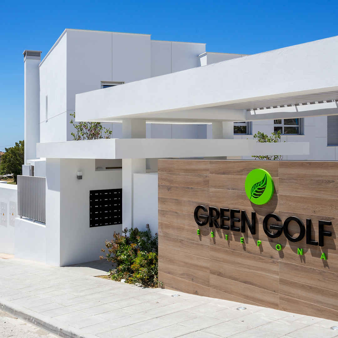 Golf Homes from €299,000