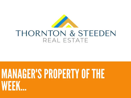 Property of the Week!