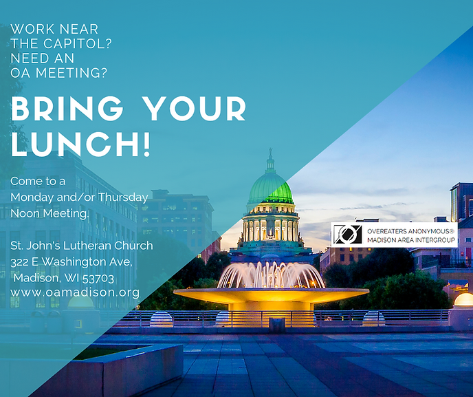 Work near the Capitol_ Bring you lunch a