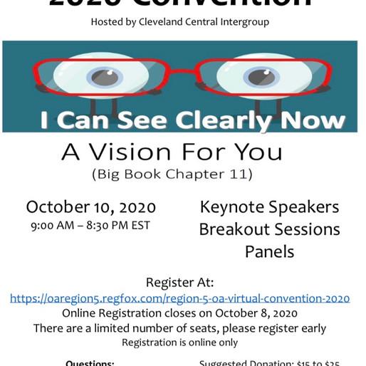 Region 5 Conference Oct 10