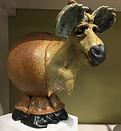 pottery moose