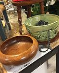 bowls, pottery