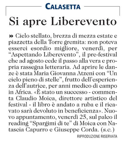 Liberevento 2014