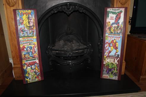Marvel Boards