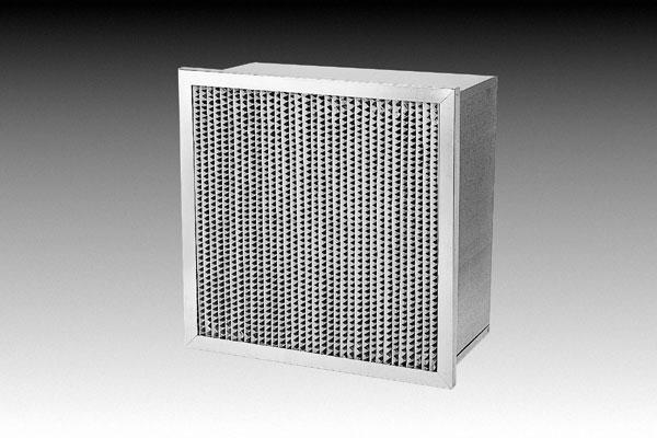 Aluninum Seperator Style Filters
