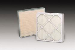 Mini Pleat Cardboard & Plastic Frame