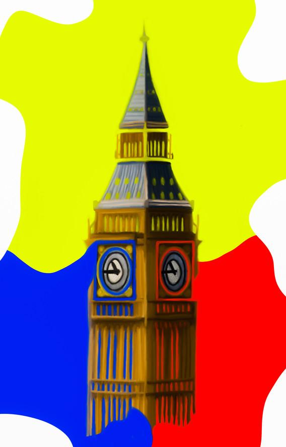 Fresh Landmarks - Big Ben