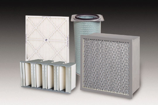Variety of Filters