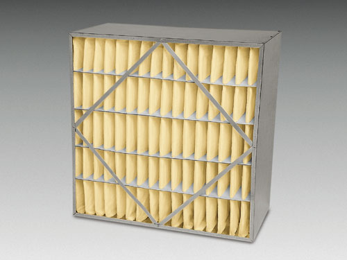 "Rigid Cell 12"" Deep Pleated Filters"