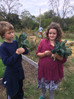 Fall garden field days - HARVEST!