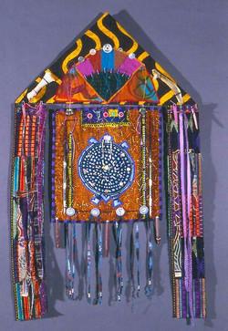 turtle spirit original quilt