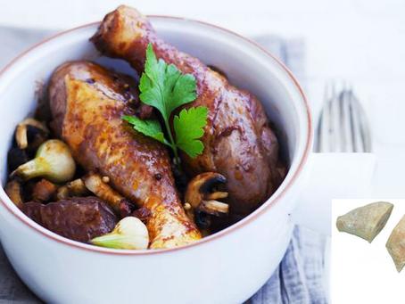 De délicieux plats à partir de produits soigneusement sélectionnés
