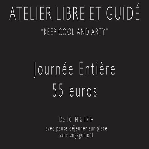 Atelier libre  Biarritz / Journée entière