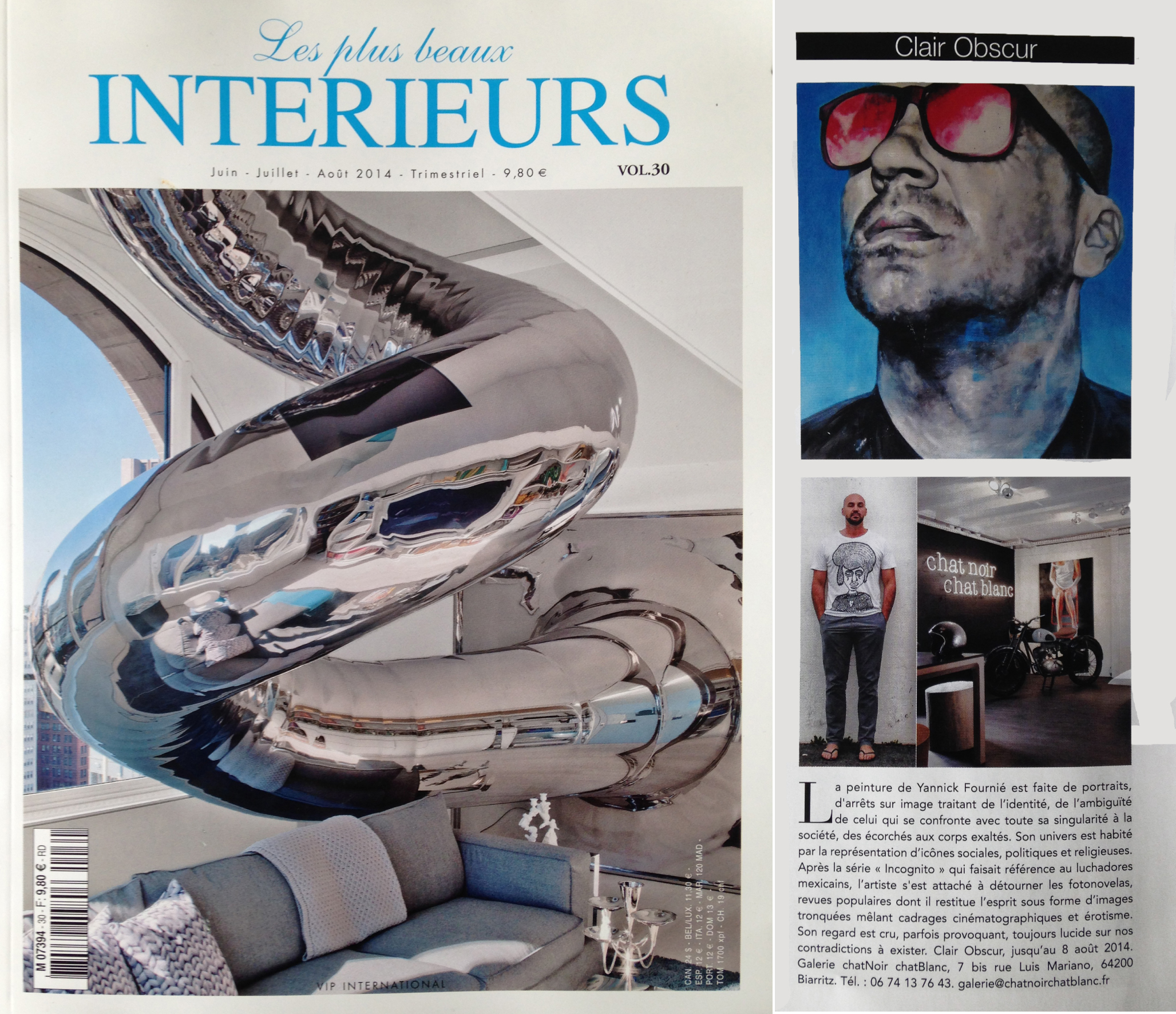 LES PB INTERIEURS / FRANCE / June 2014