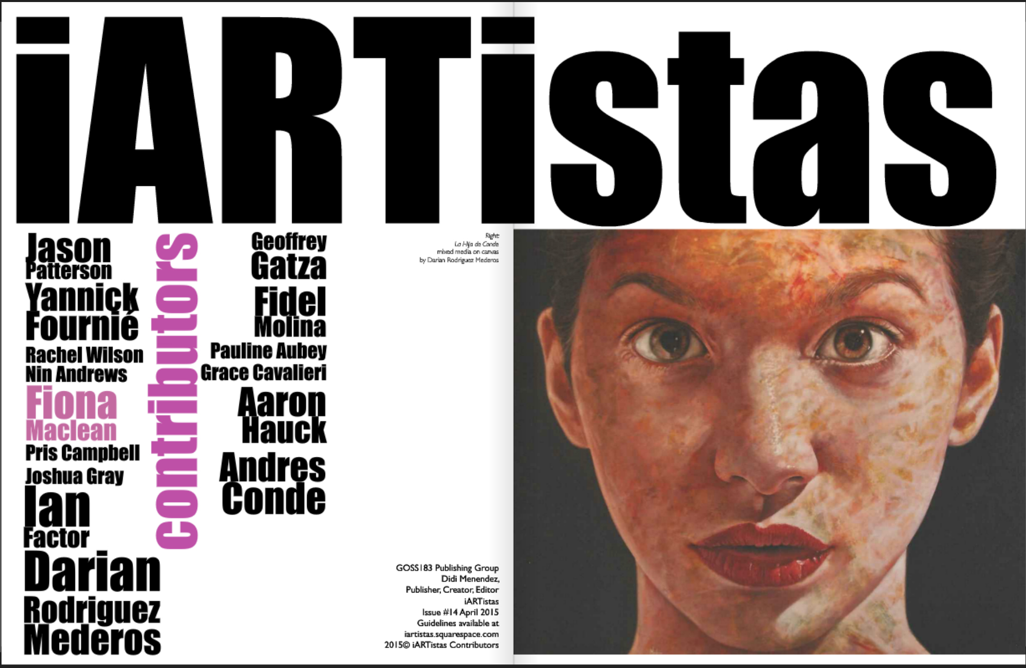IARTISTAS / USA / April 2015