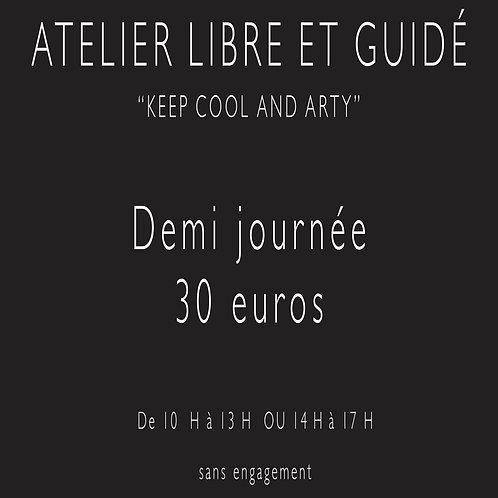 Atelier libre  Biarritz / Demi journée