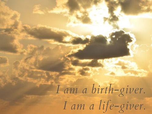 Birth-Giver, Life-Giver