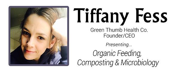 Tiffany Fess - Organic Feeding